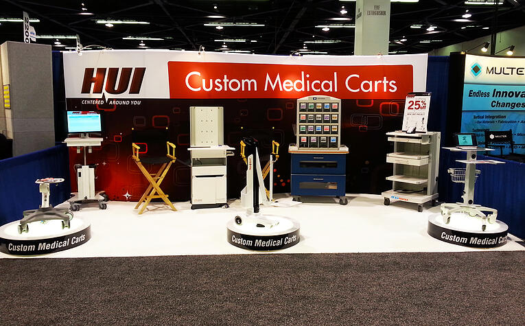 HUI to be Featured at MD&M West - Anaheim, CA