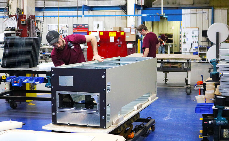 Custom Fabrication Options for Electrical Enclosures, Boxes, and Cabinets
