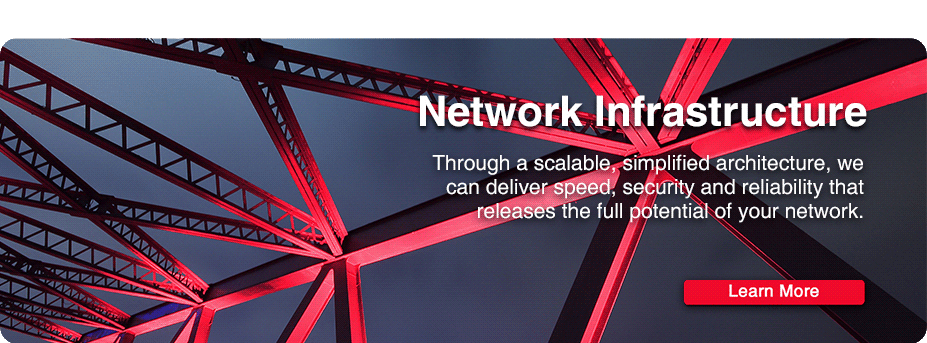Learn More About Network Infrastructure