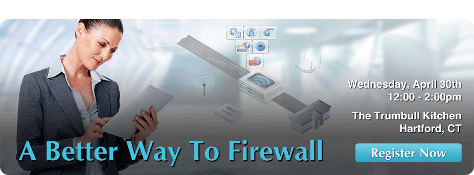 A Better Way To Firewall Invitation