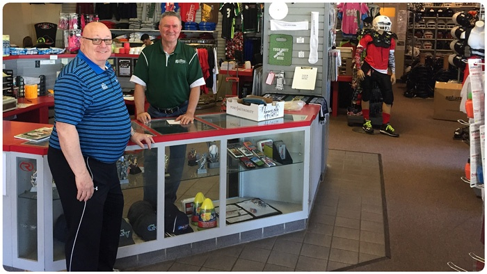 The Jock Shop Changes Ownership
