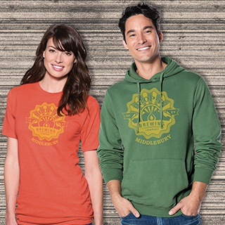 Brewery t-Shirts and Sweatshirts