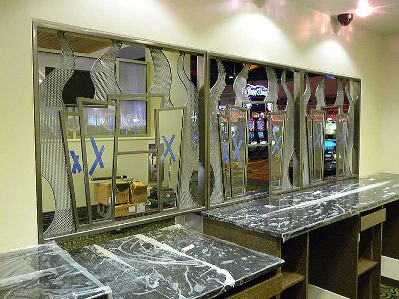 decorative metals 057000
