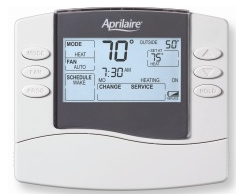 Aprilaire Model 8400 Series Programmable Thermostats