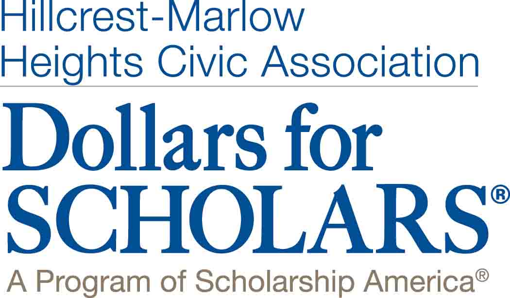 Hillcrest-Marlow Heights Civic Association Dollars for Scholars