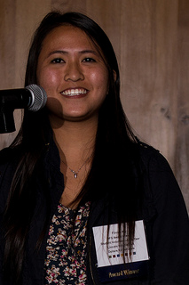 Dollars for Scholars Student Volunteer of the Year 2012, Finnie Ng