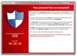 cryptolocker splash screen