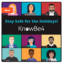 2020 Stay Safe for the Holidays