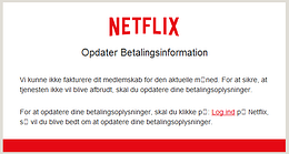 Scam Of The Week - Netflix For Free Phishing