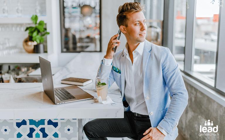 Comment HubSpot peut accélérer votre acquisition de clients b2b ? 👔