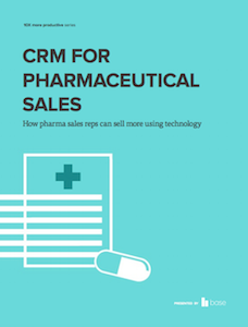 CRM for pharmaceutical sales