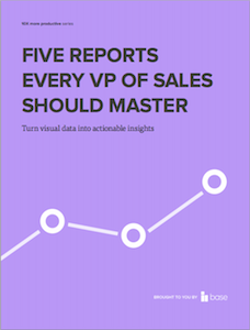 5 reports every VP of sales should master
