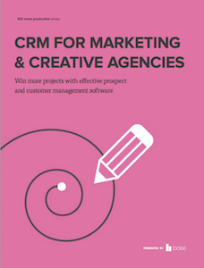 CRM for marketing and creative agencies