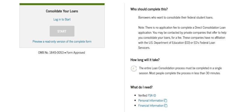 Direct Consolidation screenshot1
