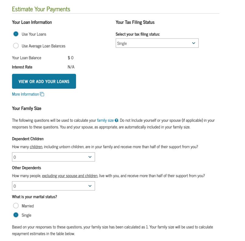 Direct Loan screenshot 2