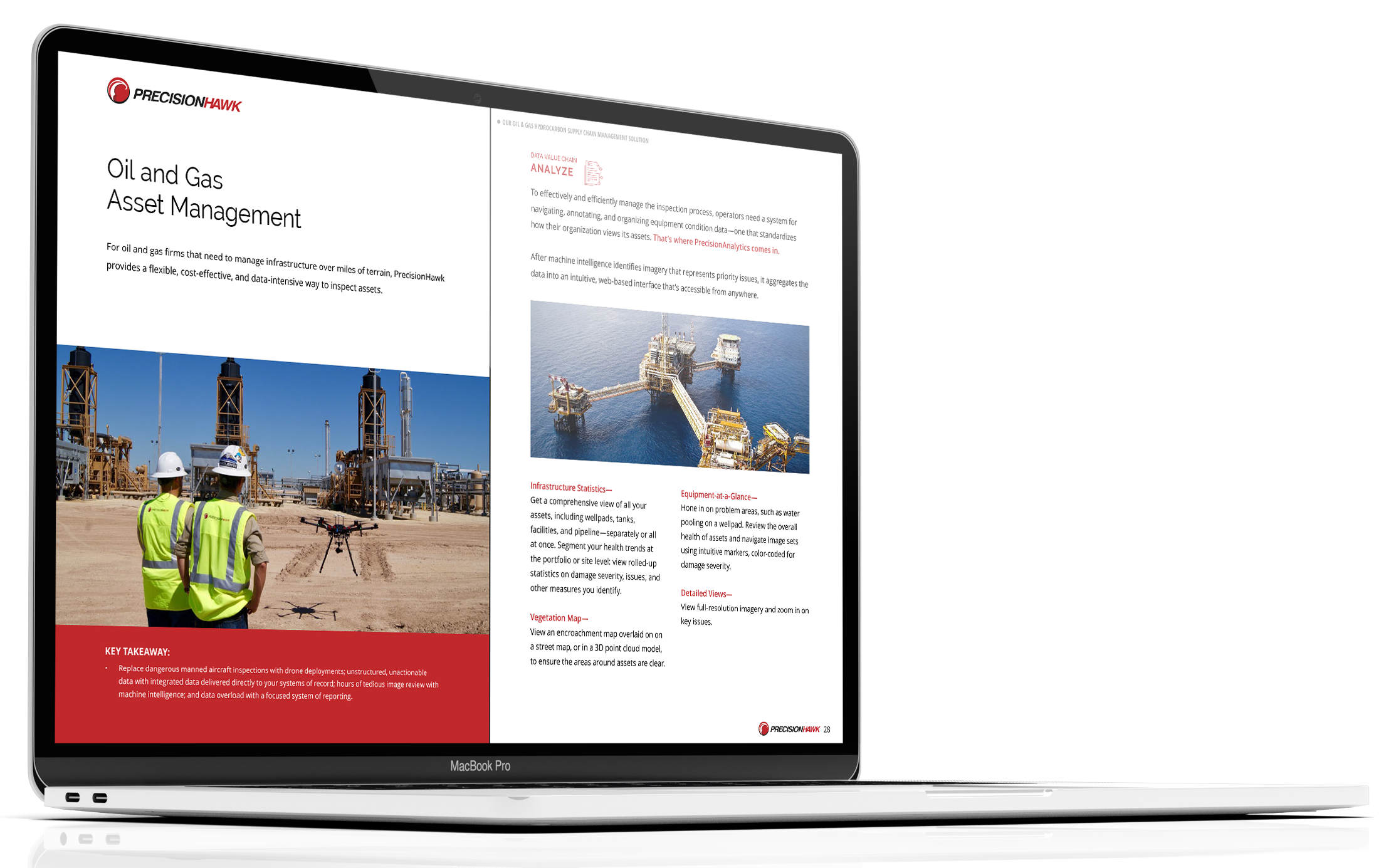 Drone-based Inspections for Oil and Gas