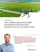 Agricultural_Leader_Accelerated_Plot-based_Plant_Measurements_Drones