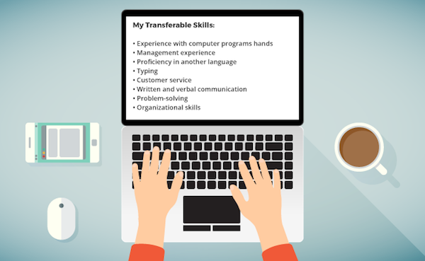 Do you know your transferable skills?