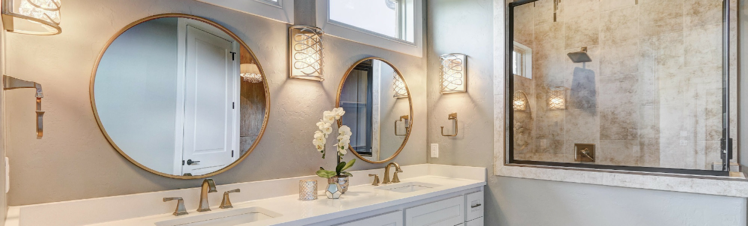 Finding the Perfect Vanity Lighting for Your New Bathroom