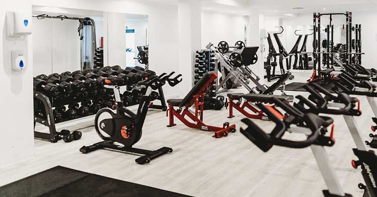Designing a Home Gym (That You'll Actually Use)