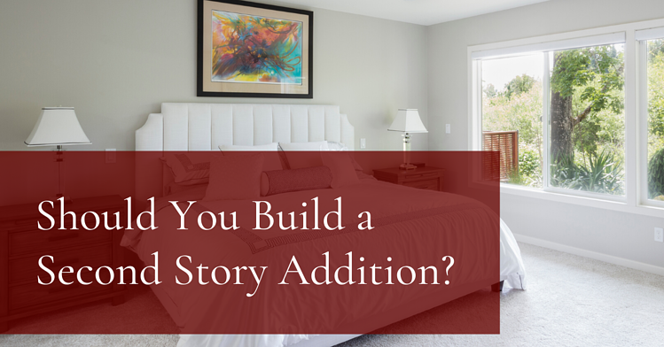 Should You Build a Second Story?