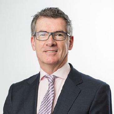 Tony Keohane, Special Advisor
