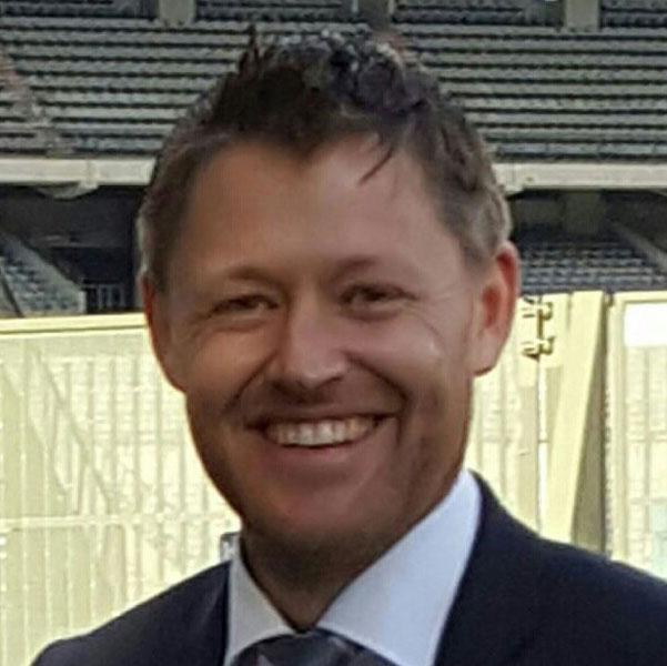 Nigel Correll, Senior Consultant