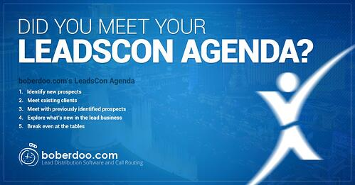 LeadsCon Agenda