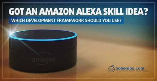 Alexa Development Framework