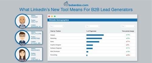 b2b lead generators linkedin tool