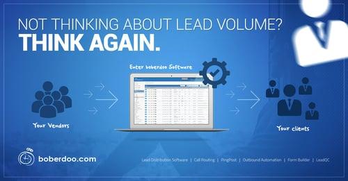 lead volume boberdoo.com