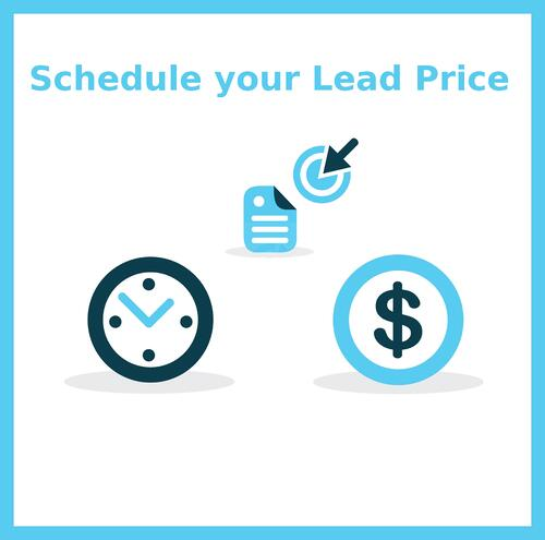 Advanced Pricing Options