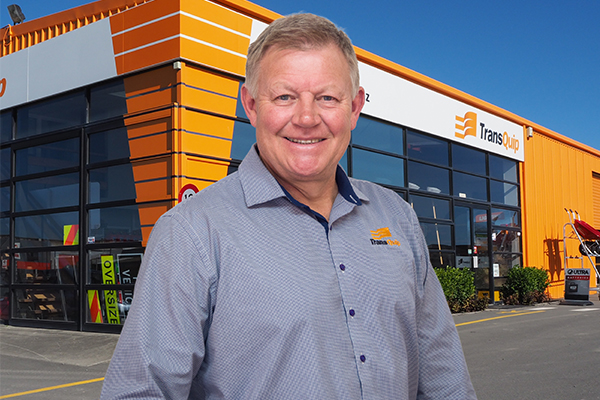 Introducing Andrew Lattimore, Trench Sales & Hire Manager