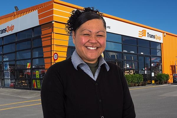Introducing Angel Brown, South Island Internal Sales Leader