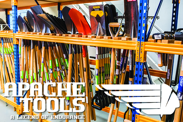 Do you have Quality Tools? See our Apache Range!