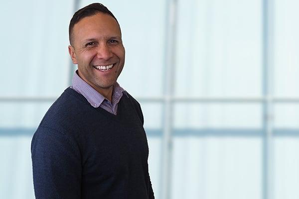 Ben Morunga-Toi, Auckland Branch Supervisor