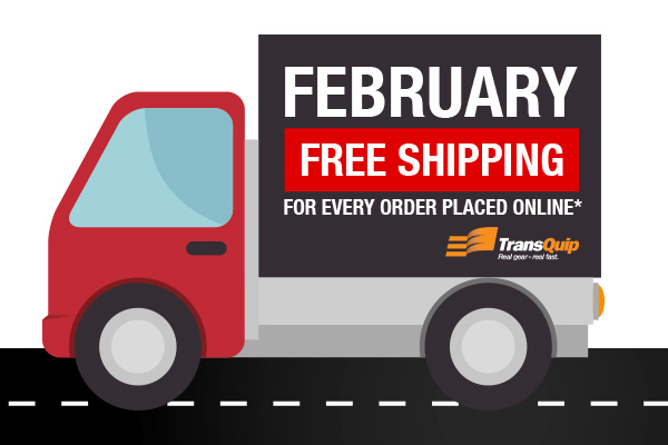 February FREE Shipping