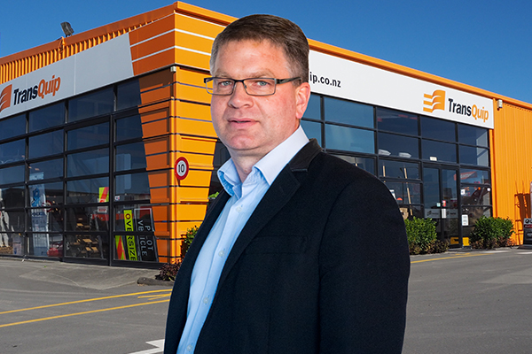 Introducing Richard Townshend, CFO and Sales