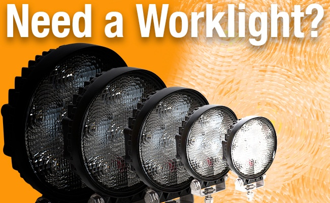 Do You Have the Perfect Work Light?