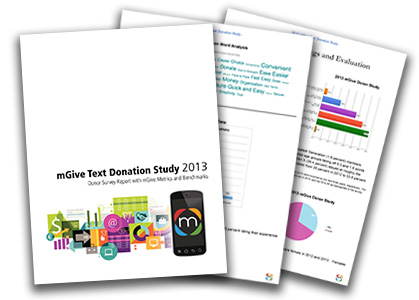 What Do Donors Think of Text Campaigns? [Study]