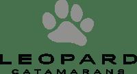 Leopard Catamarans_Master Brand_BlackGrey