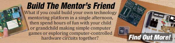 Build the Amigo - The Mentor's Friend