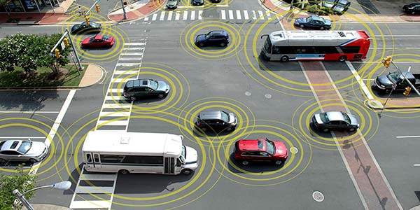 Connected Cars Are Comming