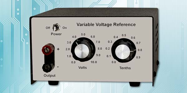 Build a Variable Voltage Reference