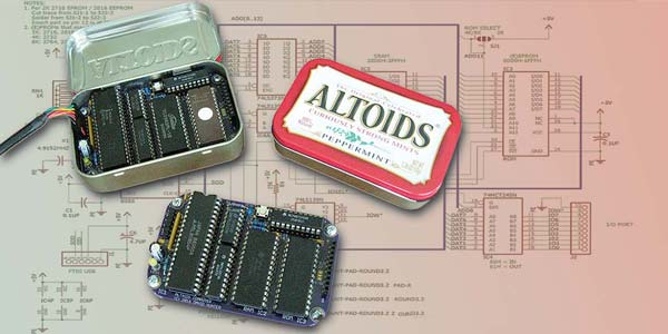 Build a Pocket-Sized Altair Computer