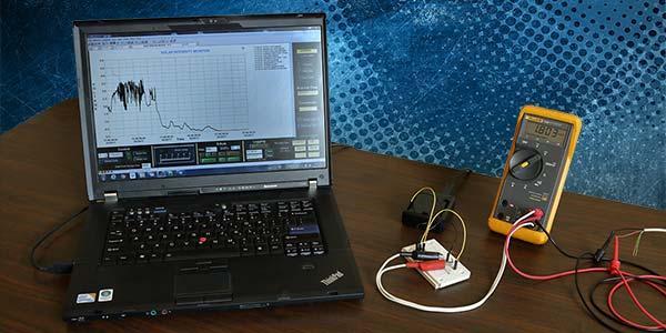 Solar Intensity Monitor