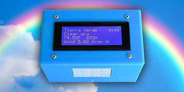 ANOTHER ESP32 DIGITAL CLOCK