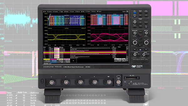 Teledyne LeCroy - Oscilloscope Basics: Debugging Embedded Systems Webinar