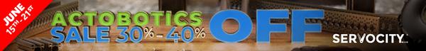 ServoCity - Actobotics Sale 30%-40% Off!