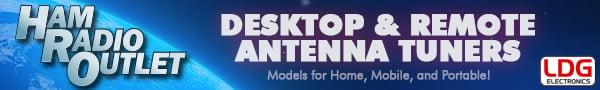 Ham Radio Outlet - Desktop & Remote Antenna Tuners